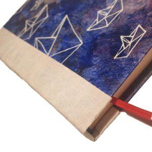 Buch A6 Papierschiffe